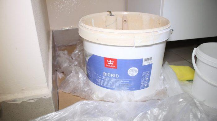 BioRid penészgátló festék